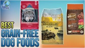 10 Best Grain-Free Dog Foods 2018