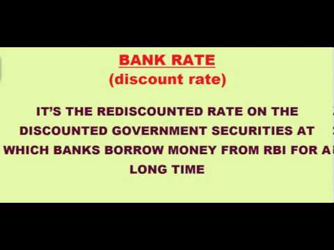 IBPS PO / CLERK  BANK RATE,REPO RATE,REVERSE REPO RATE FREE CLASSROOM VIDEO