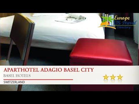 Aparthotel Adagio Basel City - Basel Hotels, Switzerland