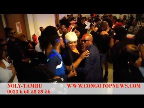 SUISSE Tombé na SOIRÉE SELFIE: Staff ya KOFFI OLOMIDE Ba Panzi Mbongo naba Champagne SOMO,NOLY TAMBU