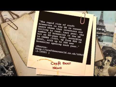 CRAFT BEER INDUSTRY UK