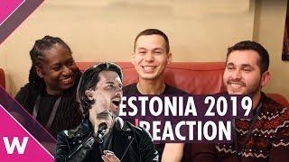 Estonia Eurovision 2019 | Victor Crone