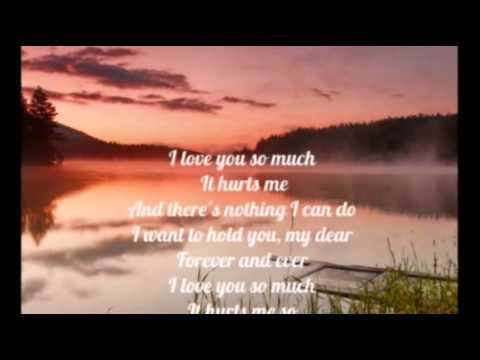 Patsy Cline I Love You So Much It Hurts Youtube