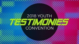 MORE Youth Convention Testimonies #PDYMConvention