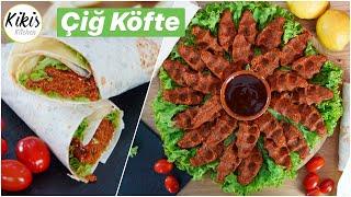 Cig Köfte - so einfach wie noch nie / Cig Köfte (vegan) aus der Küchenmaschine / Rezept