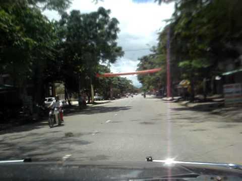 đường về thị xã Quảng Trị