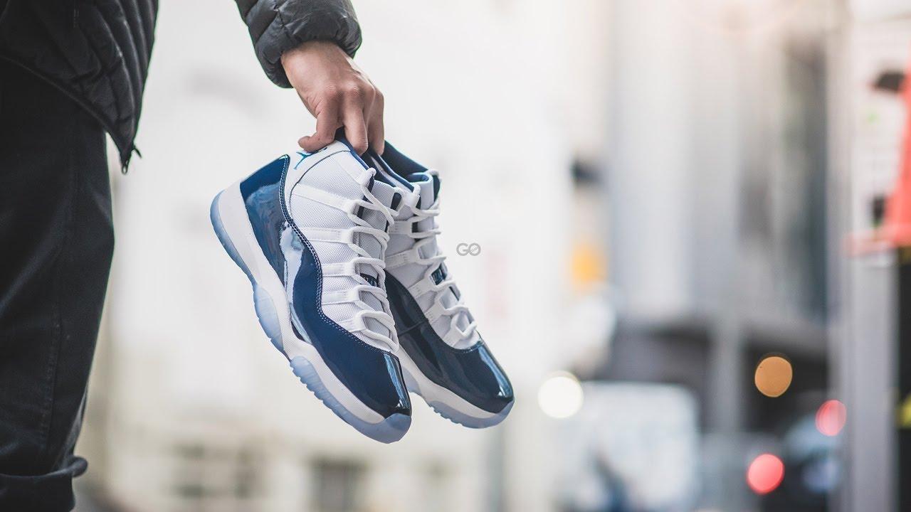 4bc16338252a2e Review   On-Feet  Air Jordan 11 Retro