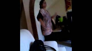 Lolly Dance Justin Bieber - Maejor Ali  by my mom