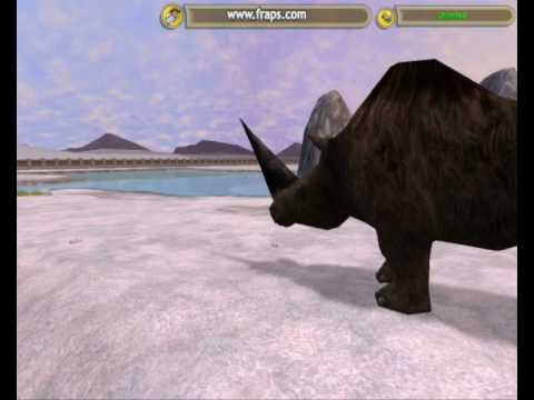 Zoo Tycoon 2 with Prehistoric Park theme 2