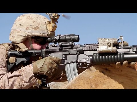 U.S. Marines Rifleman