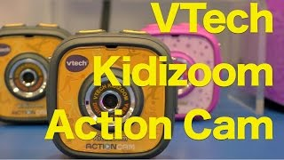 VTech Kidizoom Action Cam, First Look at Kid