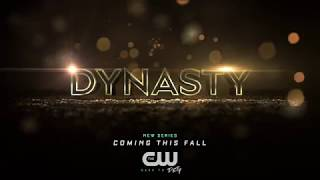 Dynasty First Look CW Trailer
