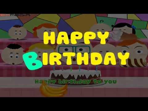 happy-birthday-collection-|-nursery-rhymes-|-top-kids-songs-2016-[music-4k]