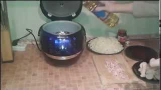 Домашние видео рецепты: мясная солянка в мультиварке