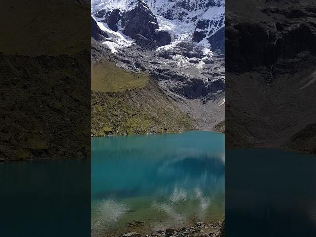 #hashtagviaja no Peru - Lago Humantay