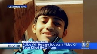 COPA To Release Bodycam Video Of Adam Toledo's Shooting Death By CPD Officer