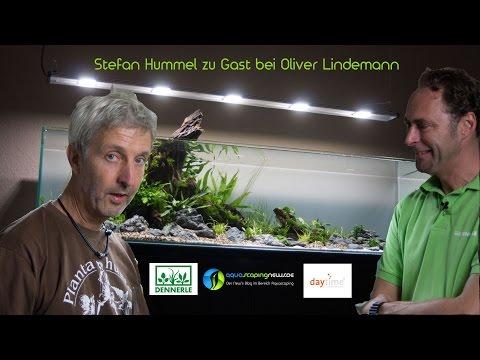 Stefan Hummel zu Besuch bei Oliver Lindemann