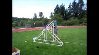 Ap Physics Final Project: Pvc Trebuchet