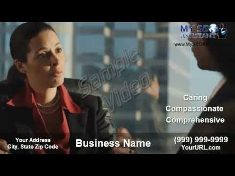 Get this Bankruptcy Lawyer video commercial customized for your business at myseoassistant.com