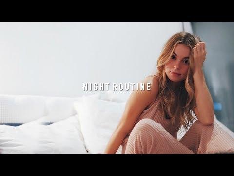 MY COZY WINTER NIGHT ROUTINE (Skincare, White Teeth + Mindfulness)