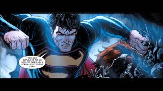 Superman vs Orion-New 52