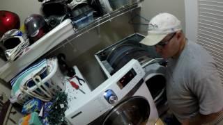 Samsung Dryer Fire!