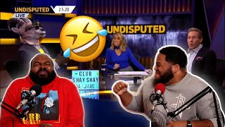 TRY NOT TO LAUGH - Skip Bayless and Shannon Sharpe funniest moments (New 2020) Part I🤣🤣🤣