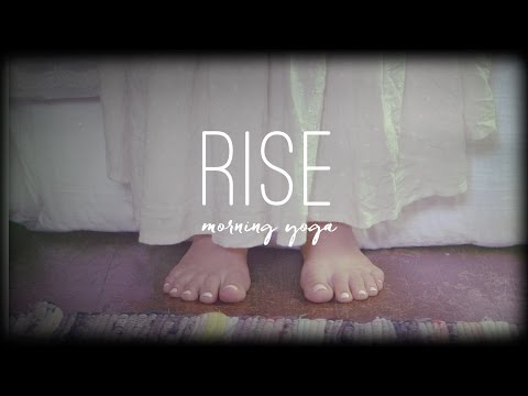 RISE - Morning Yoga - NOW AVAILABLE!