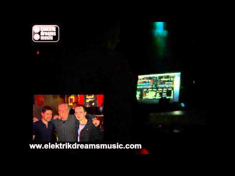 Addex Live @ Loop Bar 23.03.2013 (Elektrik Dreams Music label part)