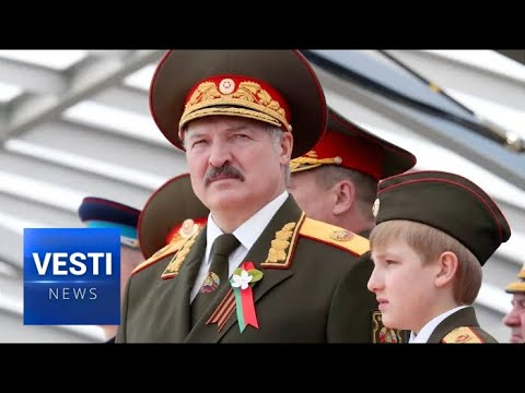 Belarus Celebrates Liberation Day: Russian and Belarusian Militaries March Together in Parade