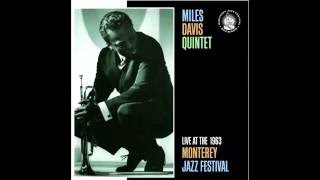 Miles Davis Quintet Live At The 1963 Monterey Jazz Festival (HQ)