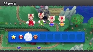 New Super Mario Bros. U co-op walkthrough (with commentary) Part 3