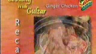 Ginger Chicken By Gulzar - Quick Recipe