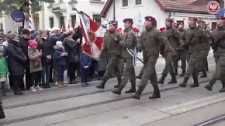 Wojewódzkie obchody Narodowego Święta Niepodległości 11 listopada 2018 roku