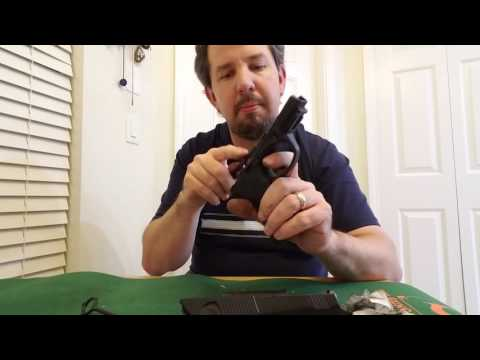 Beretta px4 storm 9mm compact cleaning