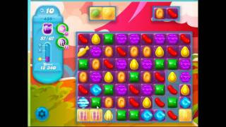 Candy Crush Soda Saga Level 435 No Boosters , one of the hardest
