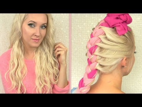 beach-waves-overnight-how-to-curl-your-hair-without-heat-with-clip-in-extensions-and-a-scarf-braid