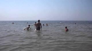 Пляж, АтлантикА, Заозерное, Крым 2014(http://www.atlantika-crimea.ru., 2015-01-09T13:34:36.000Z)