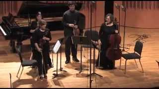 "Reinhardt University String Quartet No. 12 in F Major, Op. 96, ""American"" Finale"