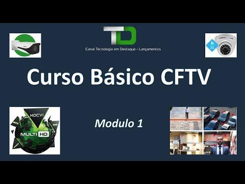 CURSO BÁSICO CFTV MODULO 1