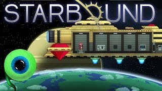 Repeat youtube video Starbound   WHAT DO I DO?   Terraria in Space