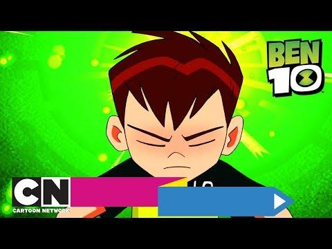 Ben 10 | Děsivá Zastávka | Cartoon Network