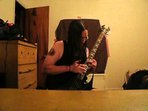 B.C. Rich Beast Bass Guitar Demo