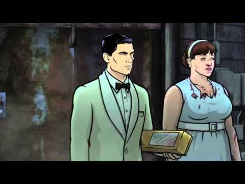 Archer episode edie 39 s wedding promo youtube - Archer episodes youtube ...