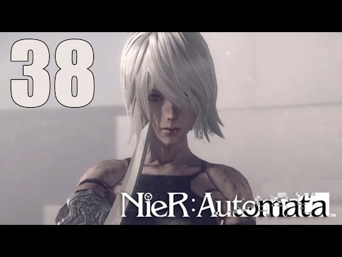 NieR: Automata - Let's Play Part 38: Taking Control