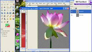 How To: Render (Cut Out) An Image On GIMP