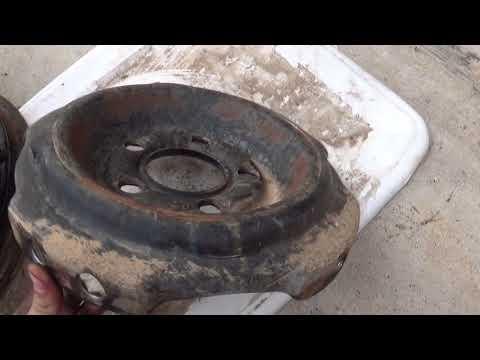 Old School Tech - How To Reverse Steel Wheels