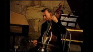 Georg Phillip Telemann : Sonate en Sol majeur pour clavecin, viole de gambe & bc : Allegro