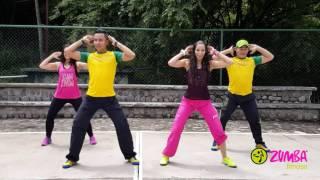 Repeat youtube video zumba TakaTaka (merengue ripiao) HONDURAS DANCE CREW