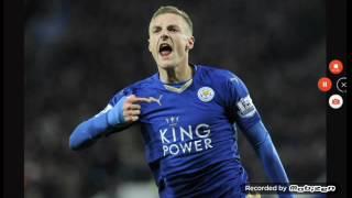 Jamie Vardy • Skills & Goals • Dream League Soccer 2017